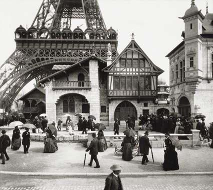 Exposition Universelle : Paris 1889