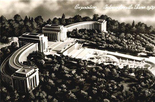 Exposition Universelle : Paris 1937