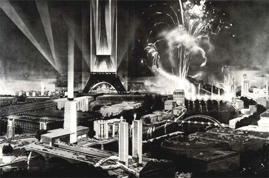 Exposition Universelle : Paris 1937