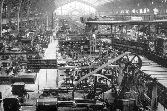Exposition Universelle : Paris 1889