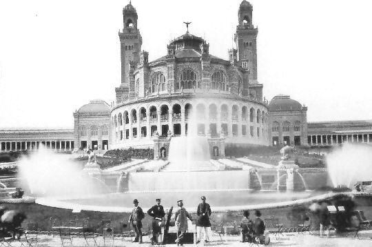 Exposition Universelle : Paris 1878